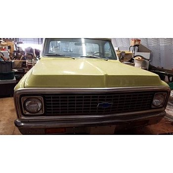 1971 Chevrolet C/K Truck for sale 100825069